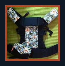 "Photo: ""Sky Temple"" customized Black Gemini custom Drool Pads custom Mai Poketto"