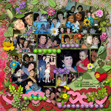 Photo: Block Templates Heart by Ana Reis My sweety alphas by Lili Funky Felt Borders by Mira Designs Its Spring Kit by ScrapDesafios PS CS5