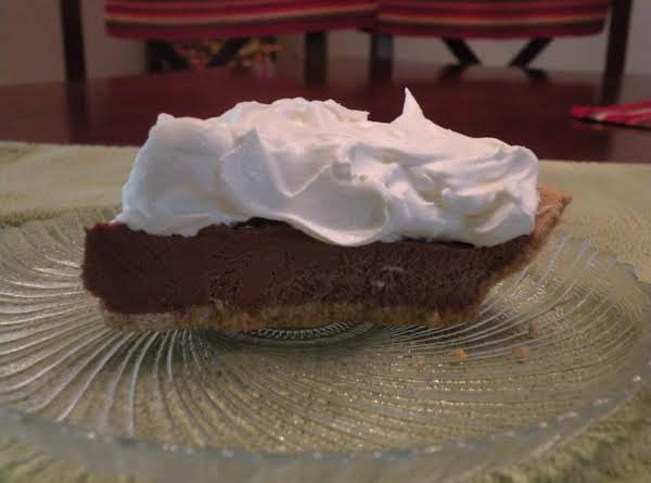 Cloud Nine Chocolate Pie Recipe