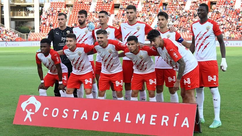 Los once elegidos en las últimas cuatro jornadas del campeonato.