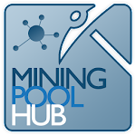 Mining Pool Hub Monitor Icon