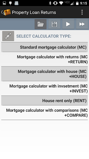 Property Loan Returns