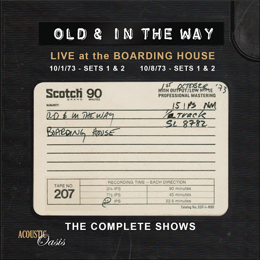 The Complete Boarding House Shows