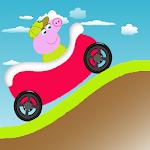 kids happy pig Icon