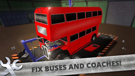 Bus Mechanic Simulator: Auto Repair Garage 2018 1.4 screenshots 1