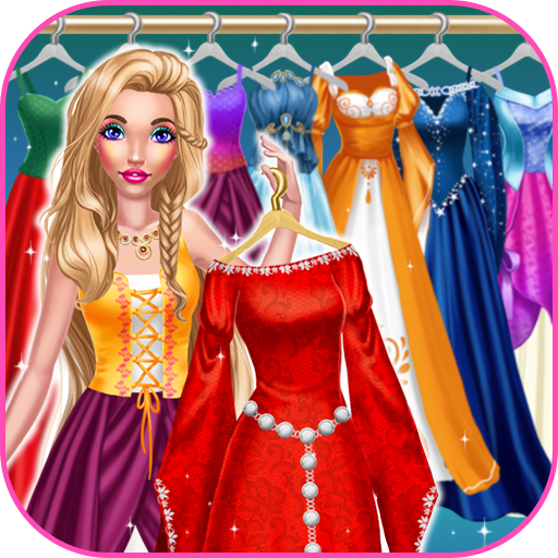 Magic Fairy Tale - Princess Game