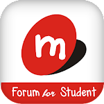 M Learning Forum for Students Icon