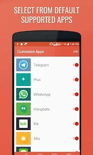 DirectChat Pro (ChatHeads) Screenshot
