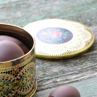 3-Ingredient Chocolate-Covered Peanut Butter Eggs {Reese'S Peanut Butter Eggs Copycat} Recipe