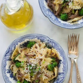 Roast Beef Pasta Recipes.