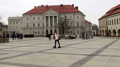 Photo: G4106577 Kielce - Rynek