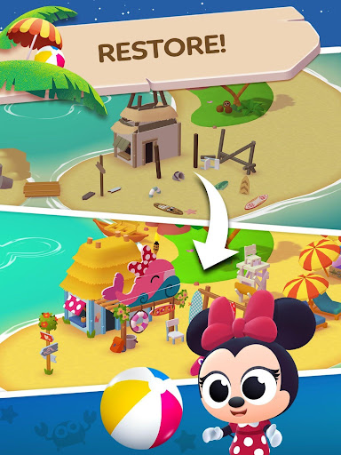 Disney Getaway Blast screenshots 11