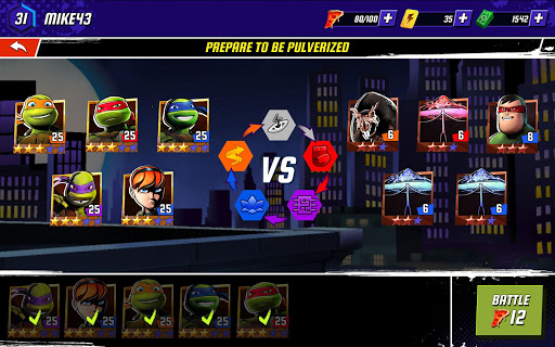 Ninja Turtles: Legends screenshots 7