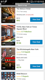 Hotel Reservations — Hotels near me- screenshot thumbnail