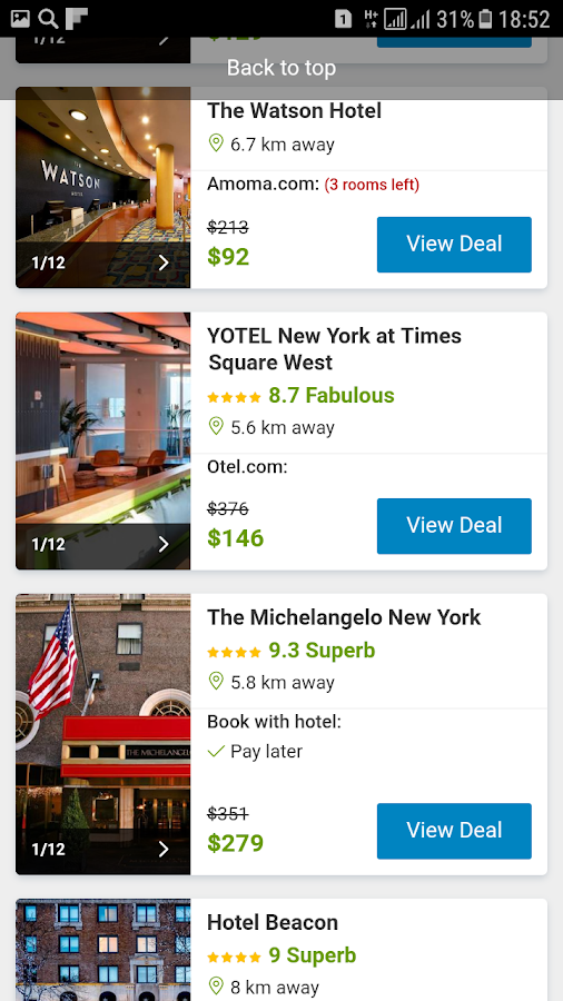 Hotel Reservations — Hotels near me- screenshot