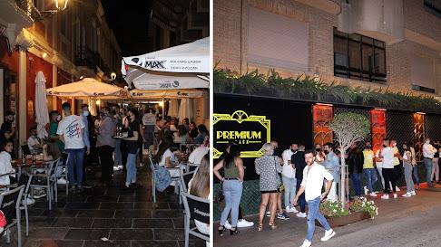 Día histórico para bares y pub en Almería.
