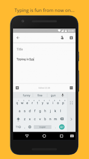 Ace Keyboard (Emoji Keyboard) screenshot