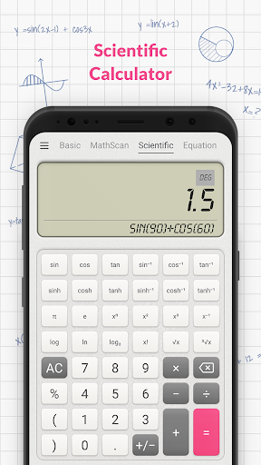 Calculator Pro – Solve math by CAMERA hack tool