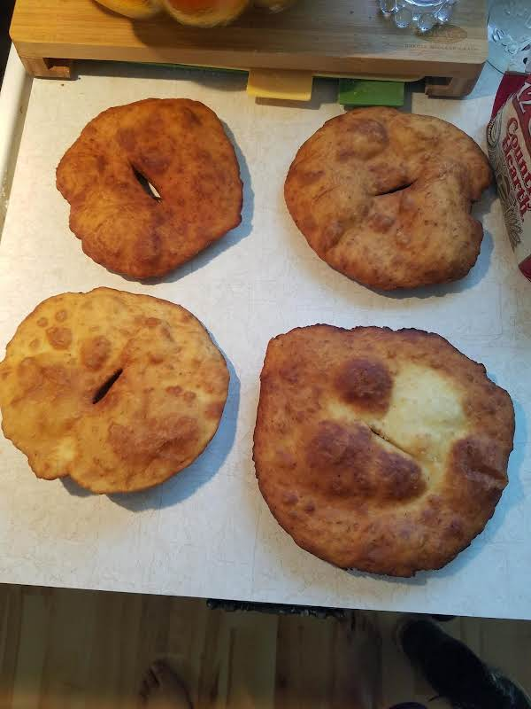 Leslie's Frybread Recipe