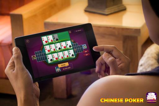 Chinese Poker Offline 1.0.4 screenshots 4