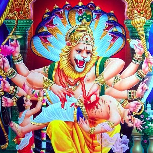 1008 Names of Lord Narasimha