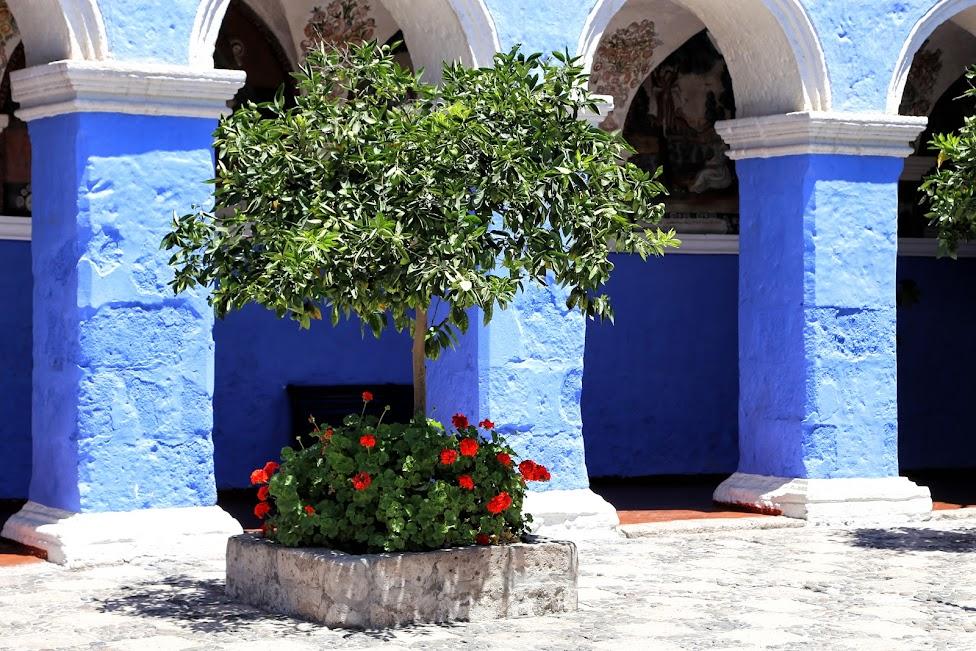 Arequipa, Monasterio de Santa Catalina