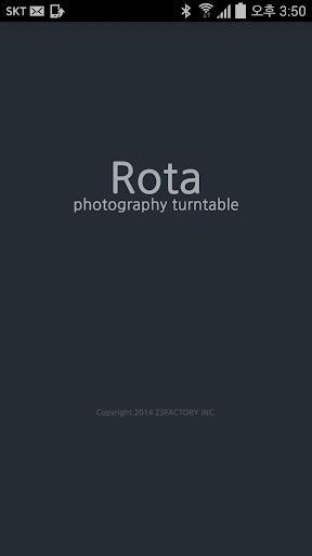 Rota turntable