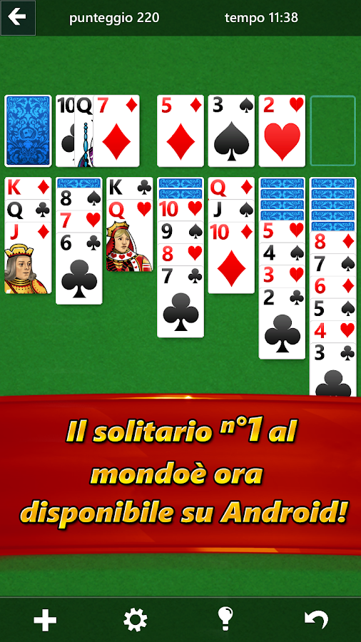 Microsoft Solitaire Collection- スクリーンショット