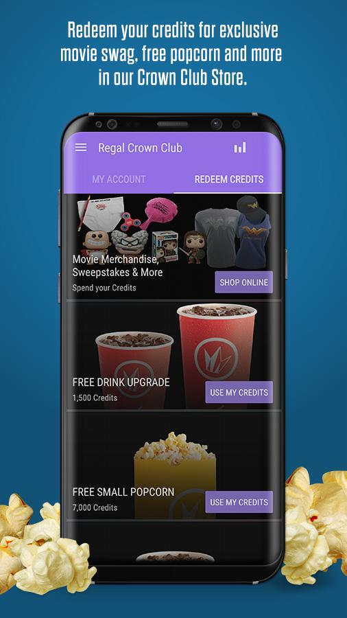 Regal Cinemas- screenshot