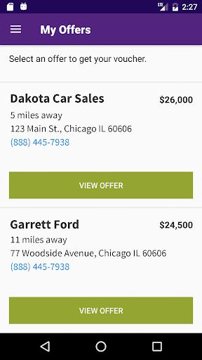 Cars.com Quick Offer screenshot 4