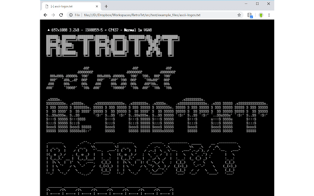 RetroTxt