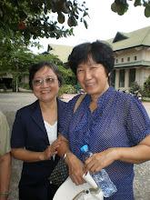 Photo: Cô Diệp & cô Loan
