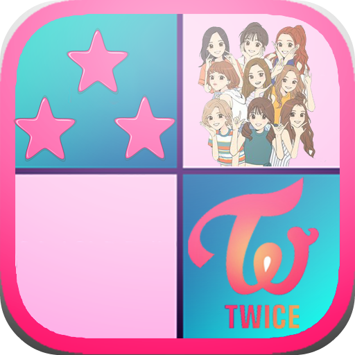 TWICE FULL ALBUM PIANO TILES