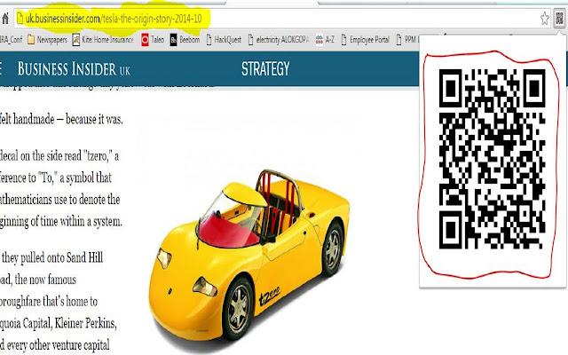 QR Code for URL
