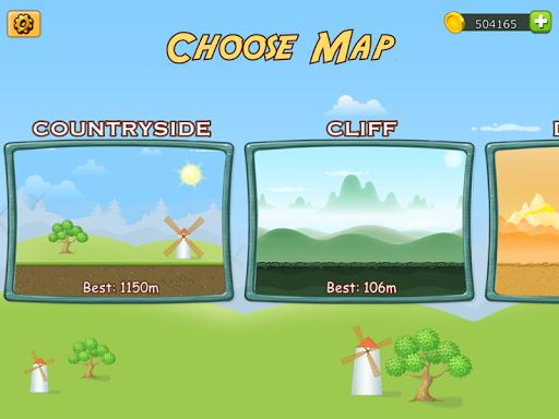 Up Hill Racing: Car Climb screenshot 13