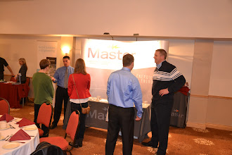 Photo: 2013 Career Fair - Master Group