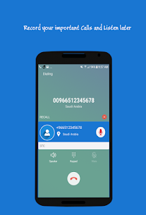 ReCall – The Call Recorder App Download For Android 1