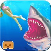 Angry Shark Attack: Hungry Fish Sea Adventure VR