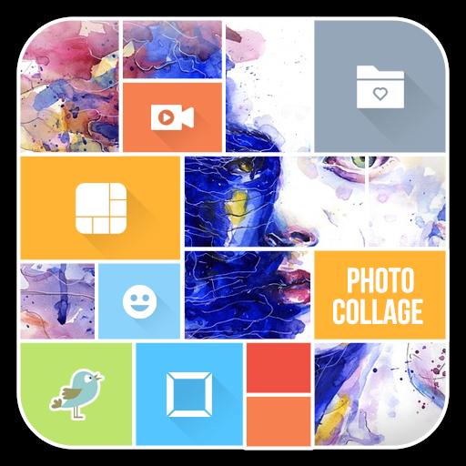 Photo Editor : Photo Collage & Video Slideshow