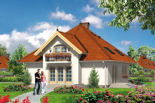 projekt Villa Rosa