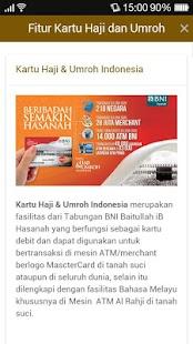 App Hasanah Mobile BNI Syariah APK for Windows Phone