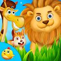 Meu jardim zoológico de anima icon