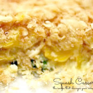 Baked Zucchini And Yellow Squash Casserole Recipes.