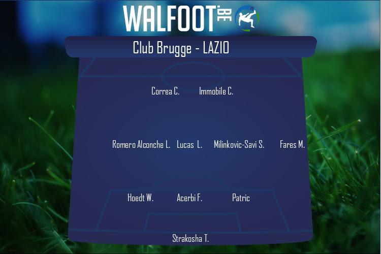 Lazio (FC Bruges - Lazio)