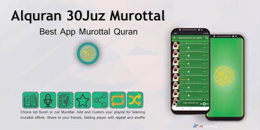 Alquran 30Juz Murottal screenshots 1