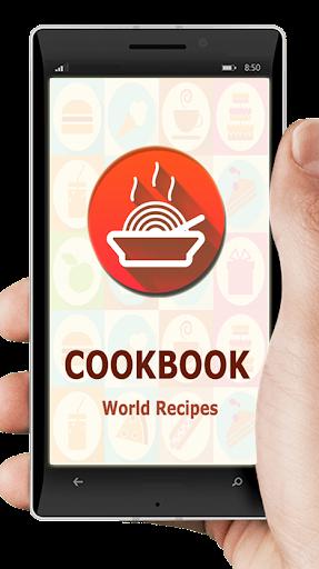 Cookbook-World Recipes