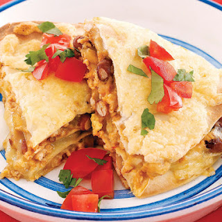 Tex-Mex Tortilla Casserole