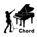 Piano Perfect Chord - Learn absolute ear key game. icon