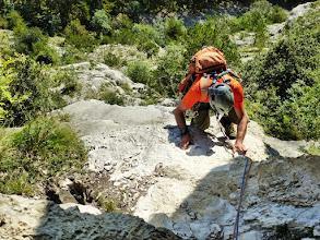 Photo: Dai, che ogni tanto c'è un po' di roccia!