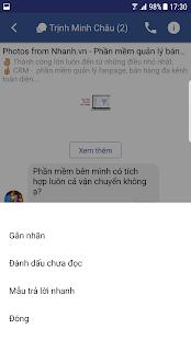 crm.nhanh.vn - Quản lý Facebook Fanpages - náhled